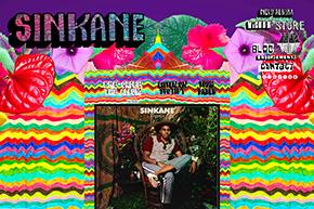Sinkane - Website